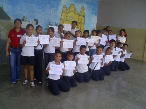 Lara: Superaula en conjunto con el Colectivo de Gestión de la E.B. José Herrera realizaron Talleres para formación educativa